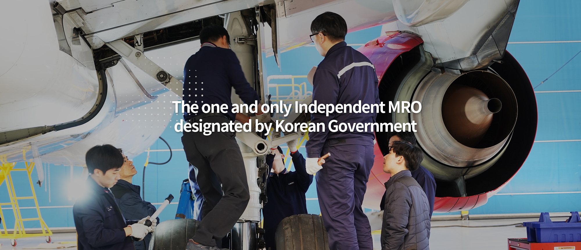 KAEMS looks to build Korean Aircraft MRO History.